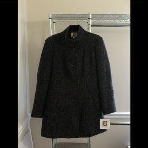 Anne Klein Wool Blend Coat XL